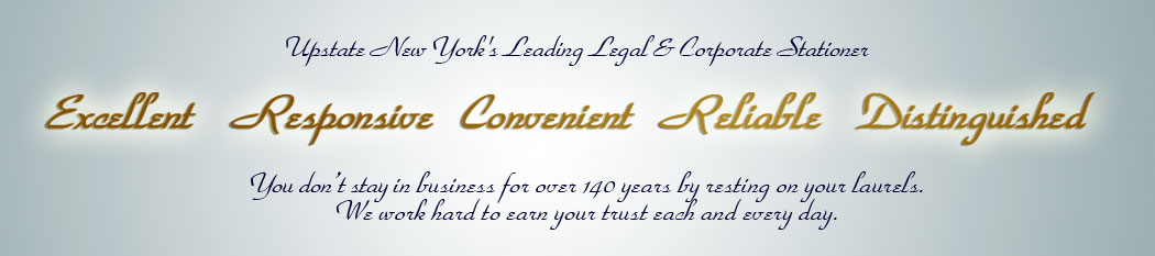 Business Stationery | Legal Forms | Legal Supplies